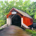 Knechts Covered Bridge